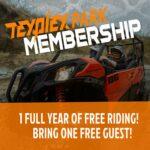 TexPlex Season Pass 1 Year Membership