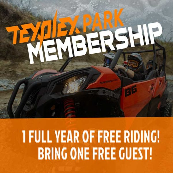 TexPlex Season Pass 1 Year Membership
