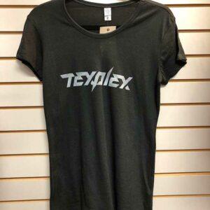 TexPlex Ladies Tee Black